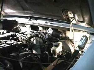 1991 Ford Ranger Wiper Motor Install - 02