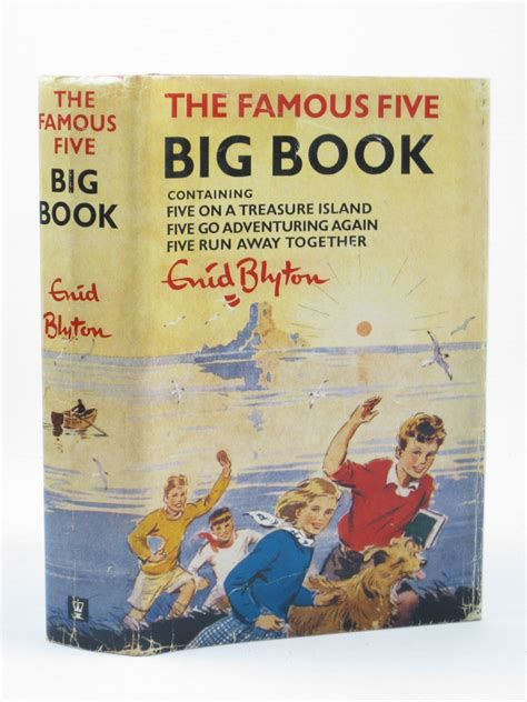 The Famous Five Big Book Written By Blyton, Enid, Stock Code 1312349  Stella & Rose's Books