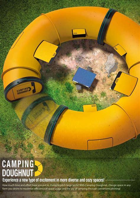 effortless camping tent yanko design