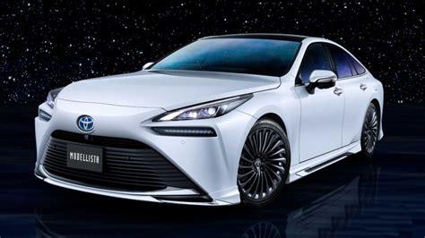 2021 Toyota Mirai Modellista Looks Very Neat for a ...