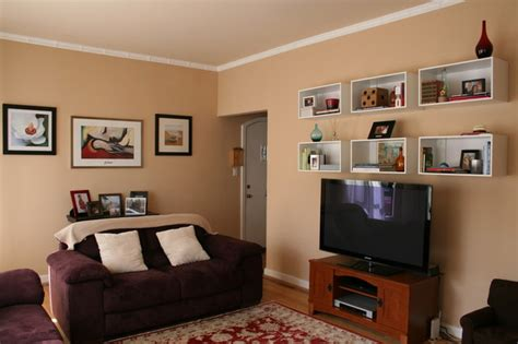 Cozy Modern Home  Modern  Living Room  san francisco