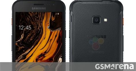 samsung galaxy xcover  specs  renders surface