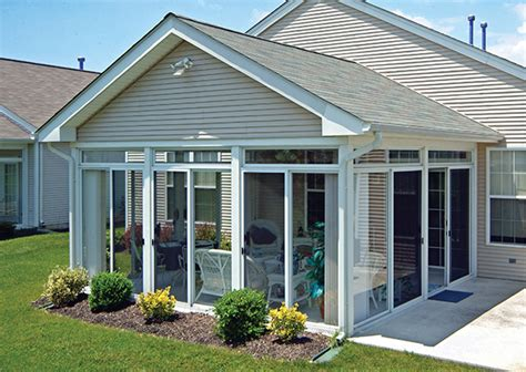enclosed porches patios decks patio enclosures