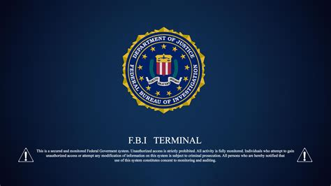 fbi bureau fbi terminal hd wallpaper and background image