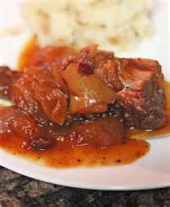 Apple Cranberry Pork Loin Roast