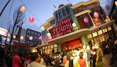 chinatown bandung simbol keberagaman  paris van java