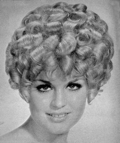 easy hair styles snuggle bunny flickr photo big hair retro 1969