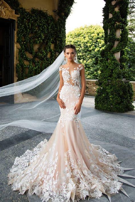 Best 10 Mermaid Wedding Gowns Ideas On Pinterest Lace