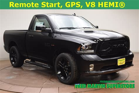 New 2018 Ram 1500 Sport Regular Cab In Barberton #1t18904