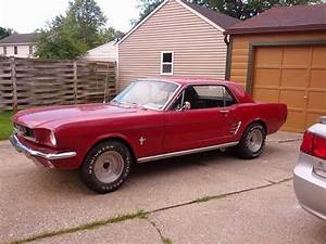1966 Ford Mustang for repair or parts - Classic Ford Mustang 1966 for sale