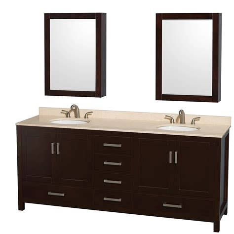 wyndham wcsdunomed   double bathroom vanity