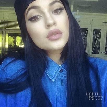 Jenner Kylie Lips Giphy