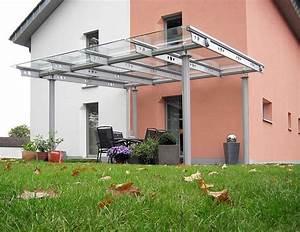 Aluminium Terrassenüberdachung Glas : 1000 id es sur le th me carport alu sur pinterest abri de voiture et terrasses ~ Whattoseeinmadrid.com Haus und Dekorationen