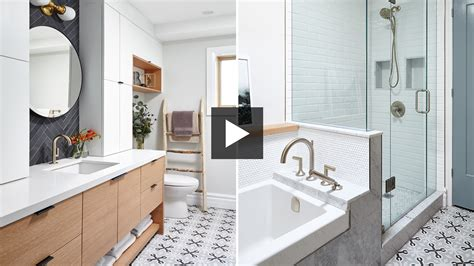 Get Bathroom Tile Ideas From This Stunning Makeover