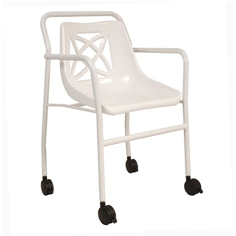 what is a shower chair fixed height economy mobile shower chair vat exempt
