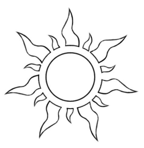 tangled sun tangled  sun  pinterest