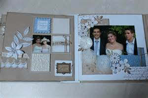 album de mariage scrapbooking album de mariage