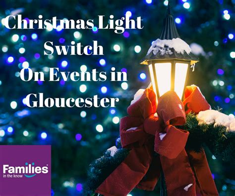 christmas light switch ons in gloucester 2017