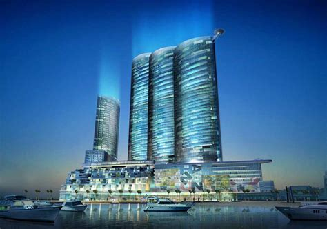 Nomas Towers Bahrain: Juffair Building - e-architect
