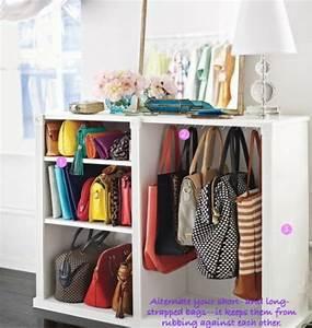 Taschen Aufbewahrung Ikea : noch 21 praktische tasche lagerung ideen f r sie ~ Orissabook.com Haus und Dekorationen