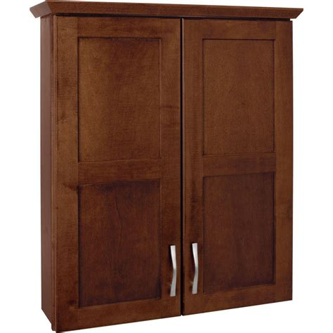 Glacier Bay Bathroom Storage Cabinet glacier bay casual 25 1 2 in w x 29 in h x 7 1 2 in d
