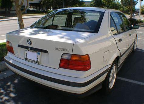 buy car manuals 1995 bmw 5 series parking system buy used 1995 bmw 318i 4 door sedan 5 speed manual 3 series original one owner in fremont