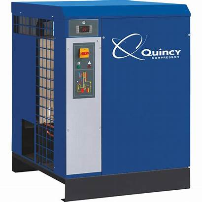 Dryer Air Quincy Cfm Phase Volt Refrigerated