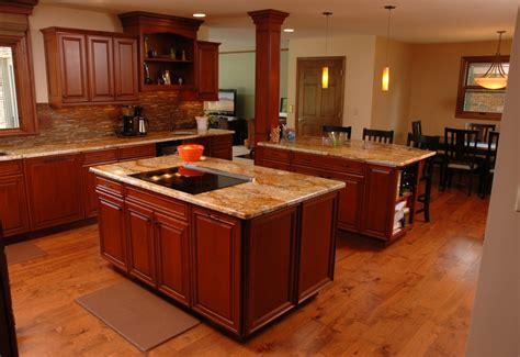 island option kitchen layout pixshark com images