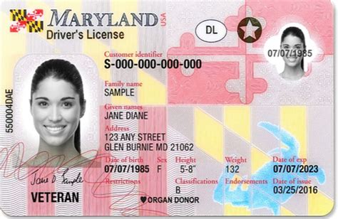 Maryland state identification cards are issued by the maryland motor vehicle administration. Real ID will prompt recall of some Maryland driver's licenses in June