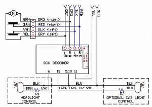 wiring for dcc decoder install into a lgb cs mogul With dcc decoder wiring