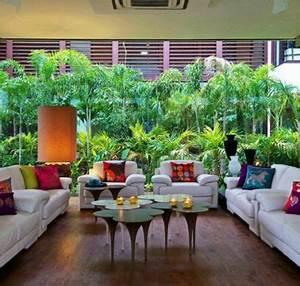 Jardin D Interieur : jardin d 39 int rieur cultiver des plantes en milieu urbain ~ Dode.kayakingforconservation.com Idées de Décoration