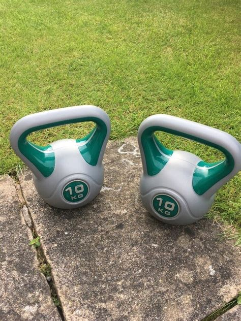 Kettlebells can help in melting body fat and further sculpting healthy and lean muscles. Kettlebells x 2 (10kg) | in Stocksfield, Northumberland | Gumtree