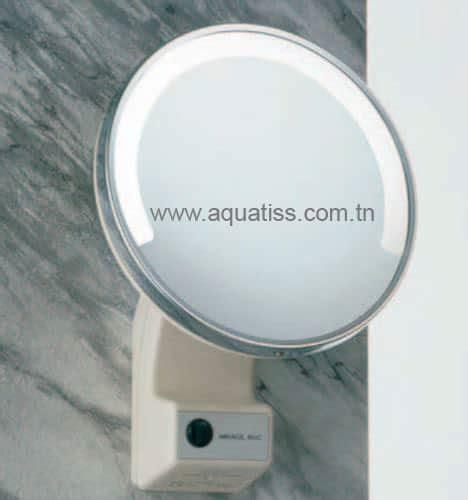 miroir salle de bain mural elite  aquatiss tunisie