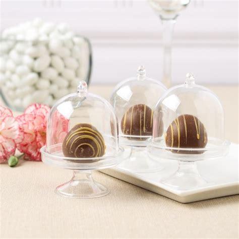 mini acrylic cake stand  lid