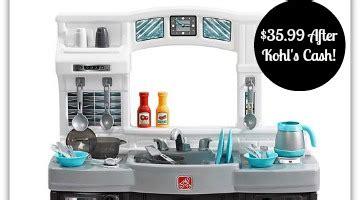 step modern cook kitchen   kohls cash reg