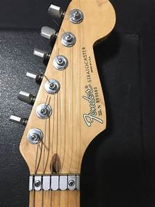 Original Fender Stratocaster Strato Plus - Usa - From 1999 With Case And Documentation