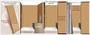 emejing kit salle de bain wc images design trends 2017 With terrasse jardin leroy merlin 8 coffrage pour wc suspendu universel blanc leroy merlin