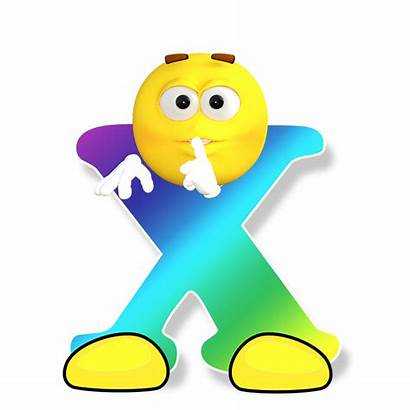 Abc Pixabay Smiley Alphabet Letters Clipart Emoticon