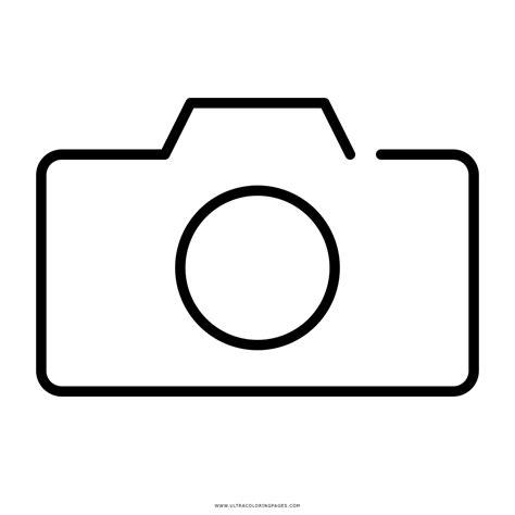 Kleurplaat Fotocamera by Fotocamera Disegni Da Colorare Ultra Coloring Pages