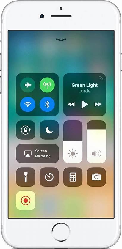 Record Screen Ios Iphone Ipad Apple Recording