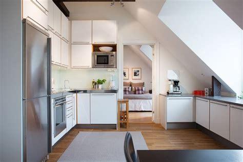 attic kitchen designs 16 functional attic kitchen design ideas