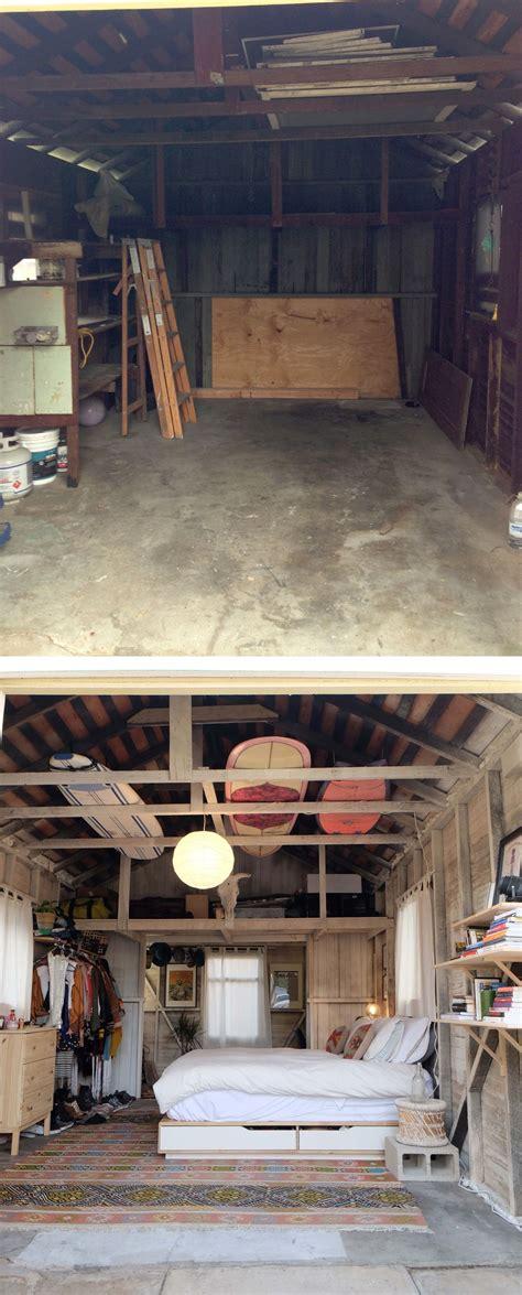 dingy garage transform   coolest bedroom  decor inspo garage room garage
