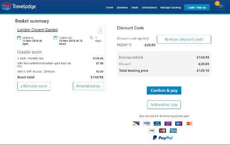 Travelodge Discount Codes & Vouchers ? Get 10% Off