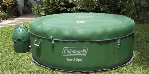 tub coleman coleman saluspa tub detailed review