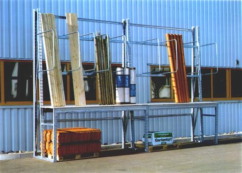vertical bar rack vls