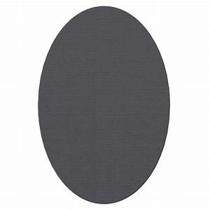 ellipse tapis ovale vinyle tisse in outdoor dickson With tapis ovale gris