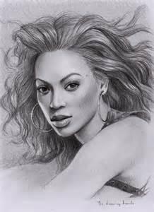 Beyonce Drawings
