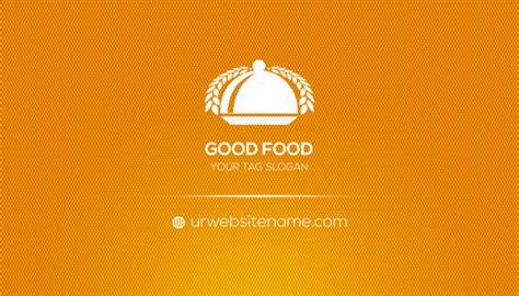 Free Restaurant Business Card Psd