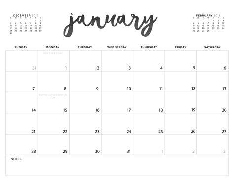 printable calendars today