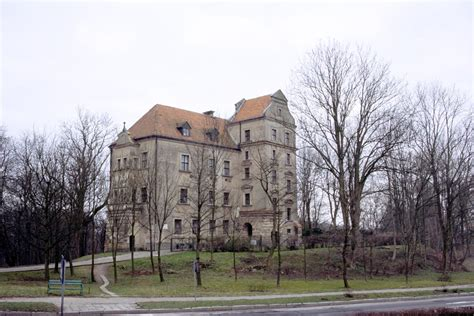 płoty zamek w płotach opis polskie zamki
